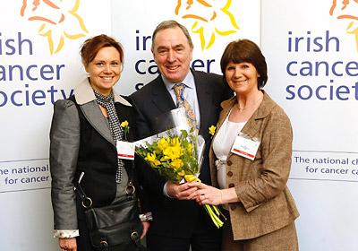 Maria Rice, Colm Murray and Bernie Rice
